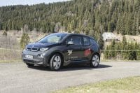 E-Car Sharing BMW i3
